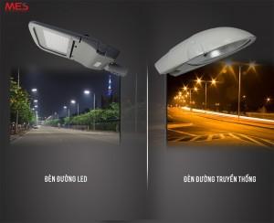 Đèn đường LED nên sử dụng màu sắc ánh sáng nào?