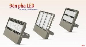 Đèn pha LED và những chú ý khi mua