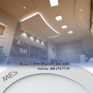 Đèn LED Panel ốp nổi có những ưu và nhược điểm gì