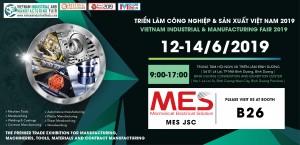 Triển lãm Công Nghiệp và Sản Xuất Việt Nam 2019 – VIMF