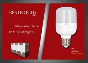 Đèn LED BULB ưu điểm vượt trội