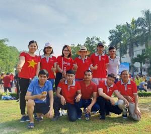 MES tham gia hội thao CNVC 2020