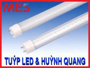 So sánh đèn tuýp LED và đèn huỳnh quang