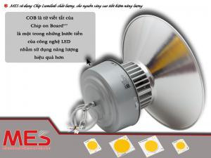 Đèn LED nhà xưởng siêu sáng
