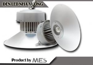Đèn chiếu sáng nhà xưởng - Đèn LED nhà xưởng MES