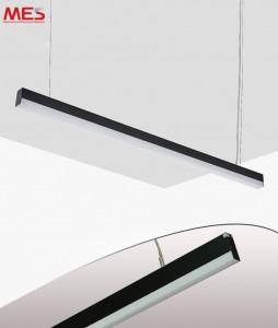Hướng dẫn cách lắp đèn led thanh treo thả trần đơn giản