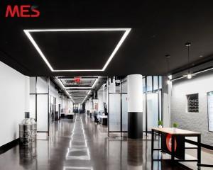 Tham khảo một số cách bố trí đèn led thanh gây ấn tượng cho văn phòng