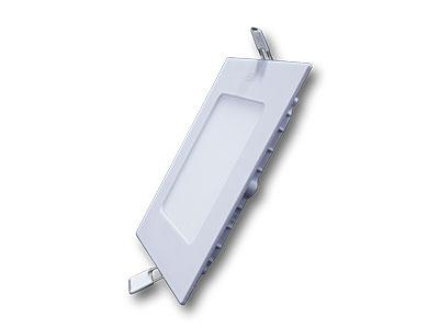 Đèn LED Slim Panel 8W Vuông </br>MPL033