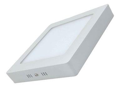 Đèn slim panel vuông ốp nổi 12W MPE042
