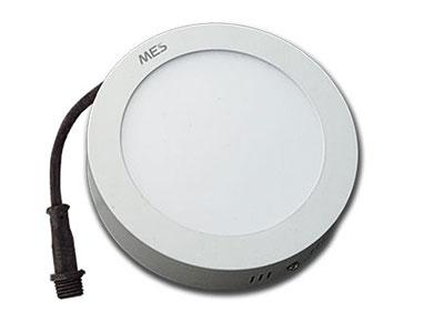 Đèn slim panel tròn ốp nổi 12W MPE032