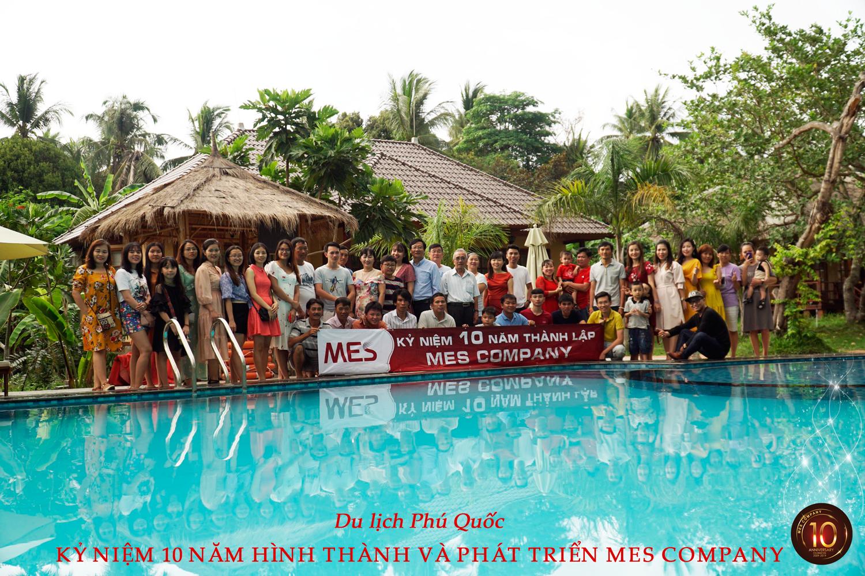 MES Company mừng kỷ niệm 10 năm thành lập