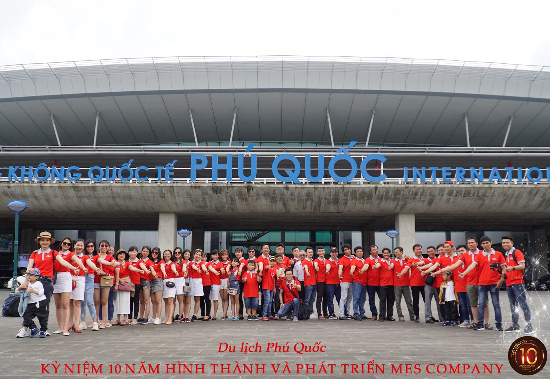 MES - Du lịch Phú Quốc 2019